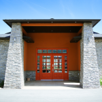 Front-of-winery