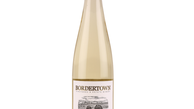 "Bordertown's Muscat ""Stretch your wine horizons"""