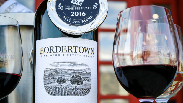 Bordertown going to ProWein in Düsseldorf!