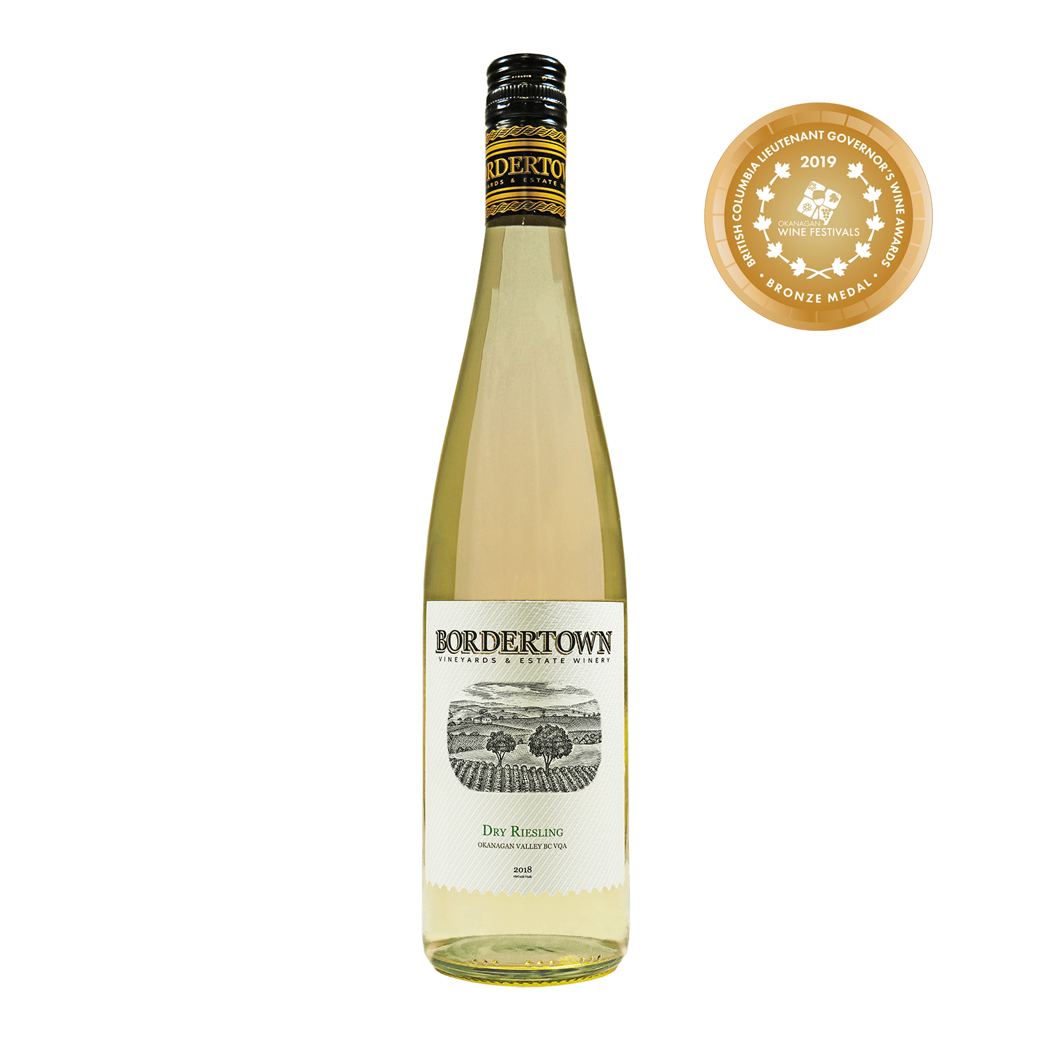 Dry Riesling 2018